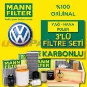 Vw Golf 7 1.2 Tsi Mann Filter Karbonlu Filtre Bakı...