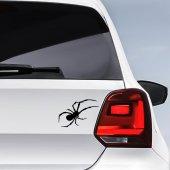 Zehirli Örümcek Sticker, Oto, Araba, Araç,...