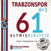 Trabzonspor 6+1 Altmışbirliyiz Sinan Yılmaz Müzik Cd
