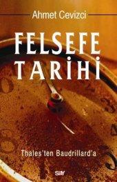 Felsefe Tarihi Ahmet Cevizci Kitap