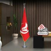 Bozkurt Hilal Kırmızı Ülkü Bayrak Ofis Makam Toplantı Odaları