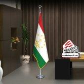 Tacikistan Cumhuriyeti Bayrak Ofis Makam Toplantı Odaları Dire