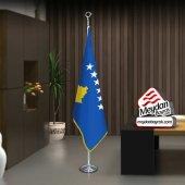 Kosova Cumhuriyeti Bayrak Ofis Makam Toplantı Odaları Direkli