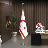 Kuzey Kıbrıs Türk Cumhuriyeti Bayrak Ofis Makam Toplantı Odalar