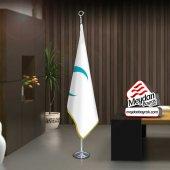 Hive Hanlığı Bayrak Ofis Makam Toplantı Odaları Direkli Saçak