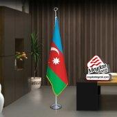 Azerbaycan Cumhuriyeti Bayrak Ofis Makam Toplantı Odaları Dire