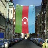 Azerbaycan Cumhuriyeti Bayrağı 400x600 Cm 4x6 Metre Bayrak