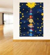 Güneş Sistemi Ve Gezegenler Kids Ebat 140x200 Cm