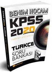 Benim Hocam Yayınları 2020 Kpss Türkçe Soru...