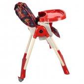 Pilsan Mama Sandalyesi Kırmızı Bj 2107517k