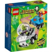 Lego Dc Comics Super Heroes Mighty Micros Supergirl Brainiaca Karşı 76094 Bj 70lss76094