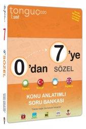 Tonguç 0dan 7ye Sözel Konu Anlatımlı Soru Bankası