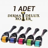 Deluxhair Tinatyum Derma Roller System 540 İğne...