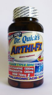 Dr. Quick Arthı Fx 180 Tablet