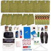 6' Lı Tavsiye Asker Malzemesi Paketi Bedelli A...