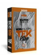 Yediiklim Yayınları 2020 Eğitin Bilimleri Tek...