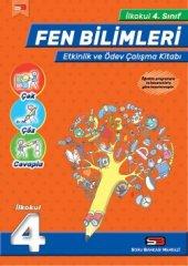 Sbm İlkokul 4.sınıf Fen Bilimleri Çalişma Kitabi (Yeni)