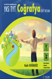 Palme Yks&tyt Coğrafya Özet Kitabı (Yeni)