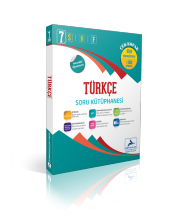 Paraf Ortaokul 7.sınıf Türkçe Soru Kütüphanesi (Yeni)