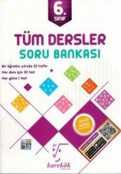 Karekök Ortaokul 6.sınıf Tüm Dersler Soru Bankası (Yeni)