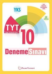Palme Yks&tyt Üniversite Sınavı Hazırlık 10 Deneme (Yeni)