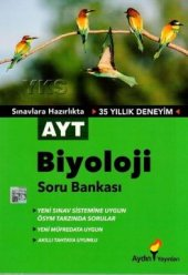 Aydın Ayt Üniversite Sınavı Hazırlık Biyoloji Soru Bankası (Yeni)