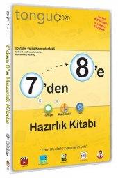 Tonguç 7den 8e Hazırlık Kitabı