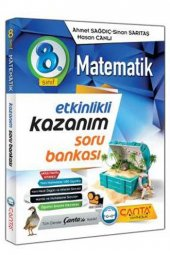 çanta Ortaokul 8.sınıf Matematik Etkinlikli Soru Bankası (2020)