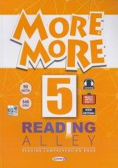 Kurmay Ortaokul 5.sınıf More More İngilizce Reading Alley (2020)
