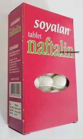 Kalite Tablet Naftalin 100 Gr