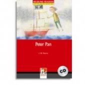 Peter Pan + Cd (Level 1) By James Matthew Barrie