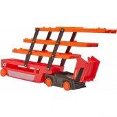Ghr48 Hw Mega Tır (Kırmızı Turuncu) Hotwheels