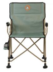 Famedall Marik Katlanır Kamp Sandalyesi Yeşil