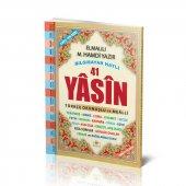 Haremhac Rahle Boy Türkçe Mealli Yasin Kitabı