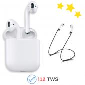 I12 Tws Kablosuz Bluetooth Kulaklık Android İos...