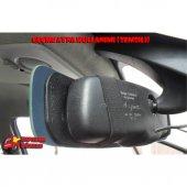 TAKGÖR Cici Geçme-1 Panoramik Kör Nokta Aynası Lastikli Ayna 335x80mm-4
