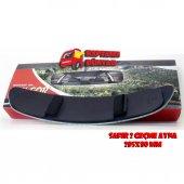TAKGÖR Safir Geçme-2 Panoramik Kör Nokta Aynası Lastikli Ayna 285x80mm-2