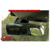 TAKGÖR Safir Geçme-2 Panoramik Kör Nokta Aynası Lastikli Ayna 285x80mm-3