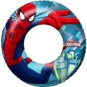 Bestway Lisanslı Spiderman Simit 56 Cm 98003