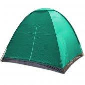 Kamp Çadırı 4 Kişilik Yeşil Ys 127 Dome Çadır (240*210*140 Cm)