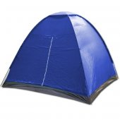 Kamp Çadırı 3 Kişilik Ys 127 Dome Çadır 2 Renk...