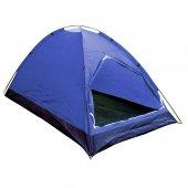 Kamp Çadırı 2 Kişilik YS-129 Dome Çadır 2 Renk (200*120*95 cm)-2
