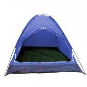 Kamp Çadırı 2 Kişilik YS-129 Dome Çadır 2 Renk (200*120*95 cm)-4