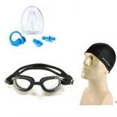 Dunlop Bez Bone +yetişkin Yüzücü Gözlük Seti 2 Ren...