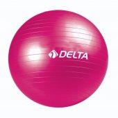 Delta Deluxe Pilates Topu Seti 65 cm+20 cm Top+Şişirme Pompası-3