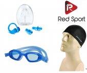 Yüzücü Gözlüğü + Dunlop Bez Bone + Kulak Burun...