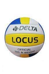 Delta Locus Voleybol Topu + Pompa Hediyeli