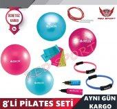 Delta 8 Lı Pilates Seti 65 Cm