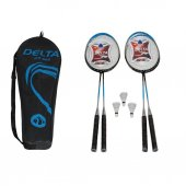 Delta Komple Çantalı Badminton Seti Ds 908