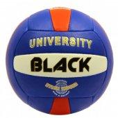 Black University Voleybol Topu Kırmızı Mavi Beyaz